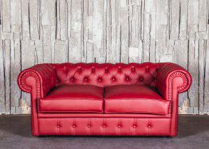 Красная мягкая мебель - фото - 23092