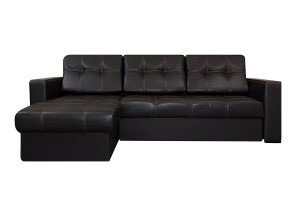 Кожаный диван - 23095