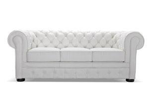 Кожаный диван - 23128
