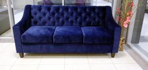 Синяя мягкая мебель - фото - 33117