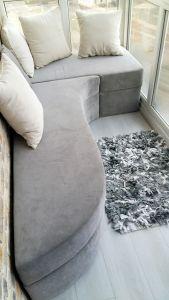 Мягкая мебель для лоджии - фото - 33139