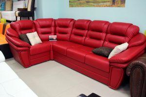 Красная мягкая мебель - фото - 33149