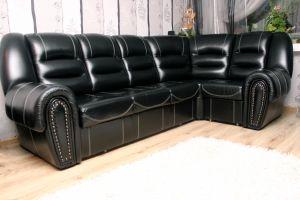 Черная мягкая мебель - фото - 33442