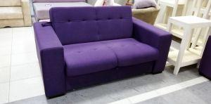 Фиолетовая и сиреневая мягкая мебель - фото - 33469