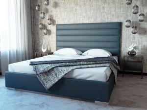 Кровати с мягким изголовьем - фото - 33634
