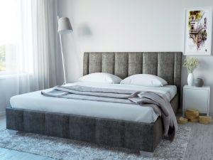 Кровати с мягким изголовьем - фото - 33635