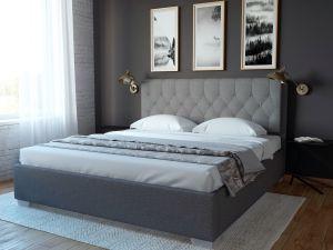 Кровати с мягким изголовьем - фото - 33636
