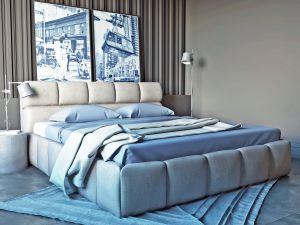 Кожаный диван - 33638