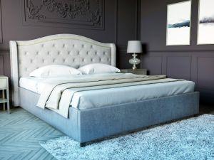 Кровати с мягким изголовьем - фото - 33640