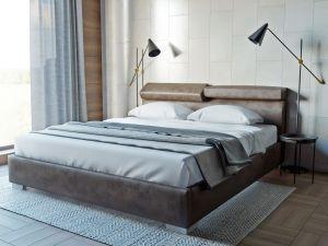 Кожаный диван - 33644