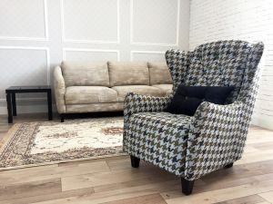 Многоцветная мягкая мебель - фото - 33810