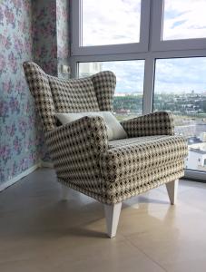 Многоцветная мягкая мебель - фото - 33814