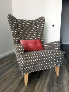 Многоцветная мягкая мебель - фото - 33815