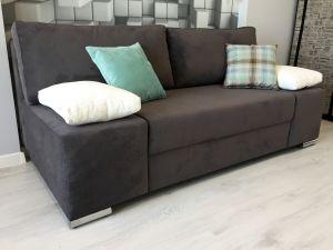 Черная мягкая мебель - фото - 33817