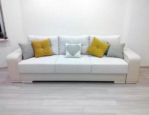 Белая мягкая мебель - фото - 33835