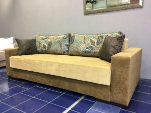 Желтая мягкая мебель - фото - 33889