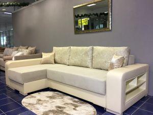 Бежевая и кремовая мягкая мебель - фото - 33897