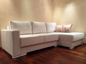 Бежевая и кремовая мягкая мебель - фото - 33899