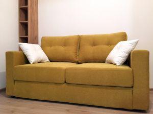 Оранжевая мягкая мебель - фото - 33922