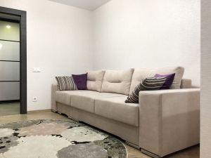 Бежевая и кремовая мягкая мебель - фото - 33930