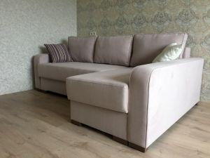 Бежевая и кремовая мягкая мебель - фото - 33932