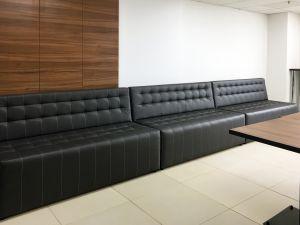 Кожаный диван - 33938