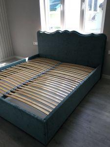Кровати с мягким изголовьем - фото - 33943