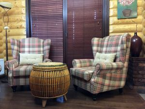 Многоцветная мягкая мебель - фото - 33950