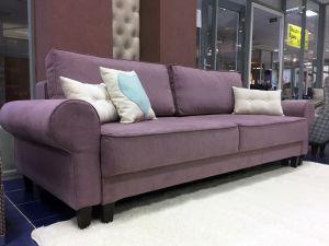 Фиолетовая и сиреневая мягкая мебель - фото - 33956