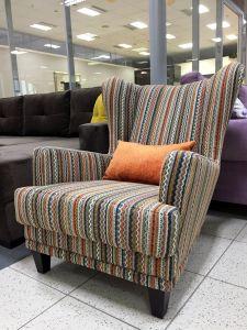 Многоцветная мягкая мебель - фото - 33962