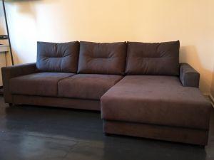 Коричневая мягкая мебель - фото - 33964