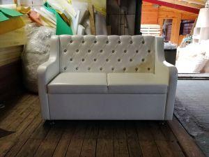 Кожаный диван - 33966