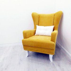 Желтая мягкая мебель - фото - 33981