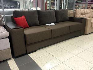 Коричневая мягкая мебель - фото - 33985