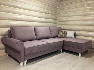 Фиолетовая и сиреневая мягкая мебель - фото - 33989