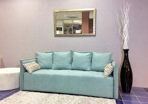 Синяя мягкая мебель - фото - 34008