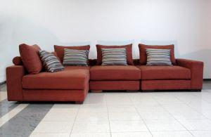 Оранжевая мягкая мебель - фото - 34070