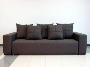 Серая мягкая мебель - фото - 34074