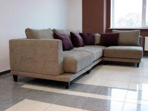 Бежевая и кремовая мягкая мебель - фото - 34075
