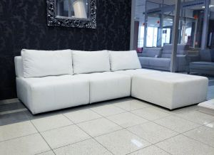 Белая мягкая мебель - фото - 34081