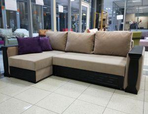 Бежевая и кремовая мягкая мебель - фото - 34088