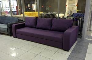 Фиолетовая и сиреневая мягкая мебель - фото - 34094