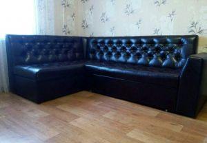 Мягкая мебель из кожи и экокожи - фото - 34663