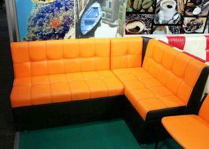 Оранжевая мягкая мебель - фото - 34665