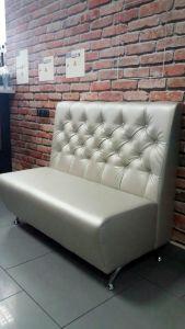 Бежевая и кремовая мягкая мебель - фото - 34666