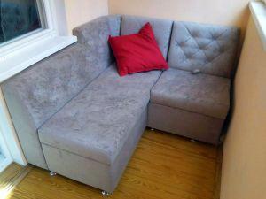 Мягкая мебель для лоджии - фото - 34673
