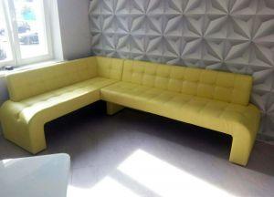 Желтая мягкая мебель - фото - 34685