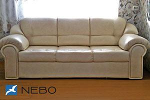 Кожаный диван - 9788