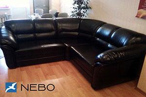 Мягкая мебель из кожи и экокожи - фото - 9781