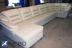 Мягкая мебель из кожи и экокожи - фото - 9864